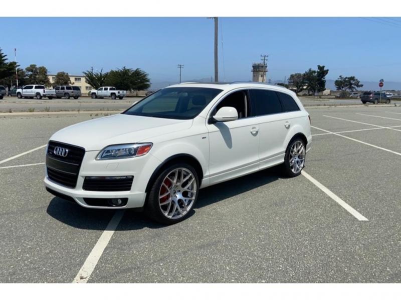 Audi Q7 2009 price $10,980