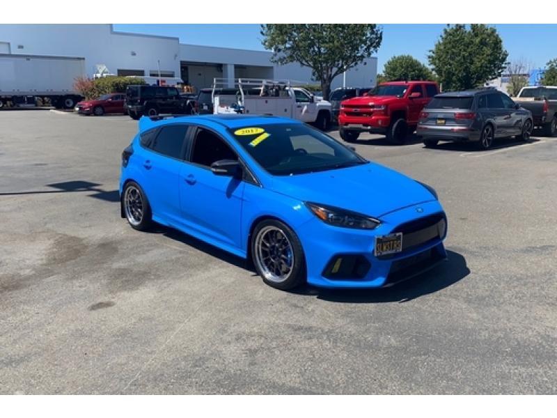 Ford Focus 2017 price $35,980