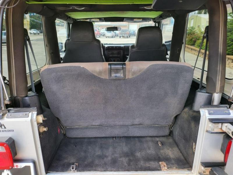 Jeep Wrangler 2005 price $14,980