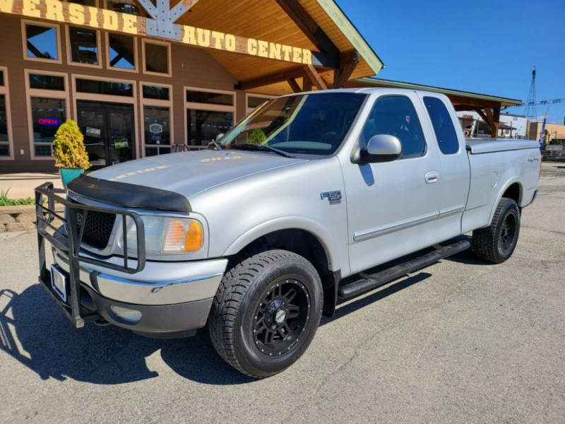Ford F-150 2002 price $12,980