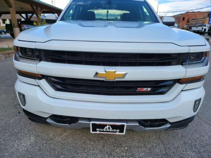 Chevrolet Silverado 2017 price $31,980
