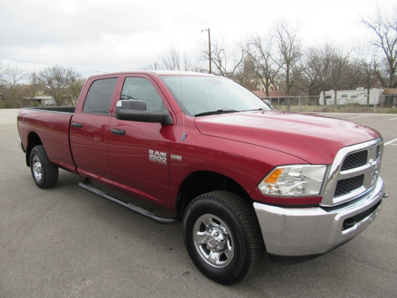 RAM 2500 2013 price $24,995