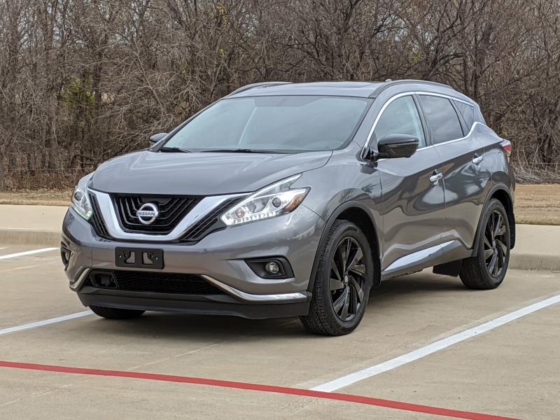 Nissan Murano 2017 price $26,995