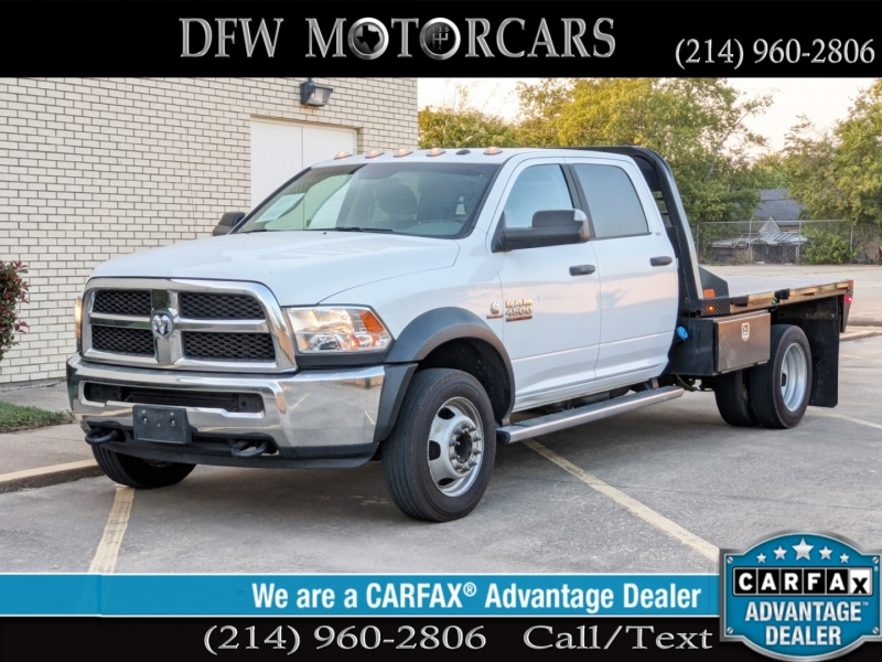 RAM 4500 Chassis Cab 2018 price $43,995
