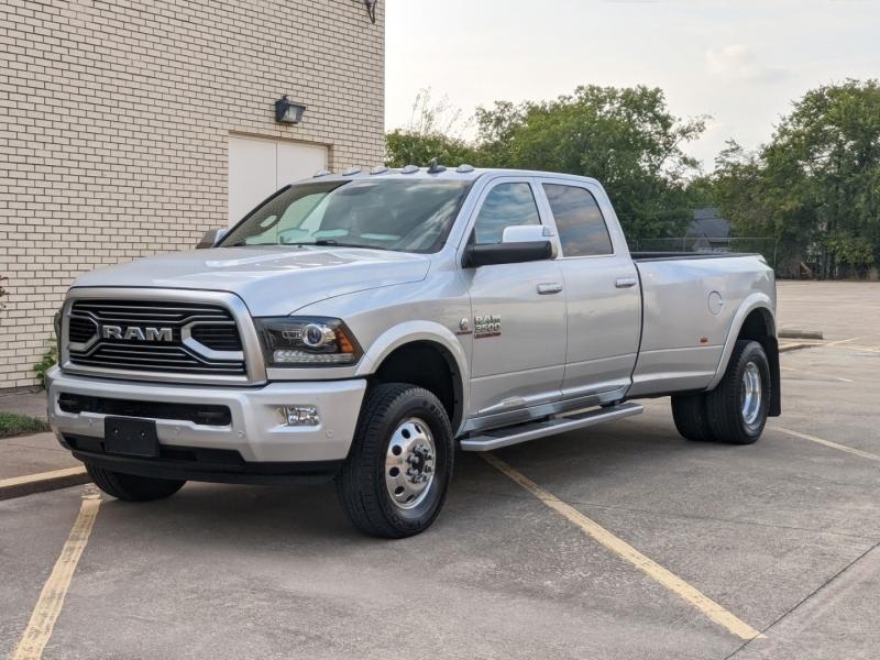 RAM 3500 2018 price $51,995