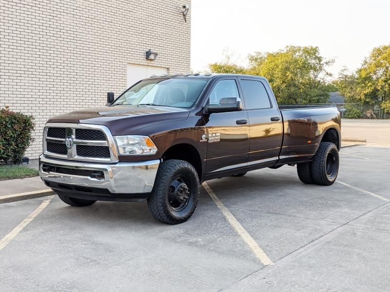 RAM 3500 2015 price $37,995