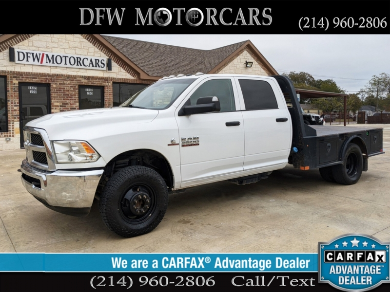 RAM 3500 Chassis Cab 2018 price $41,995