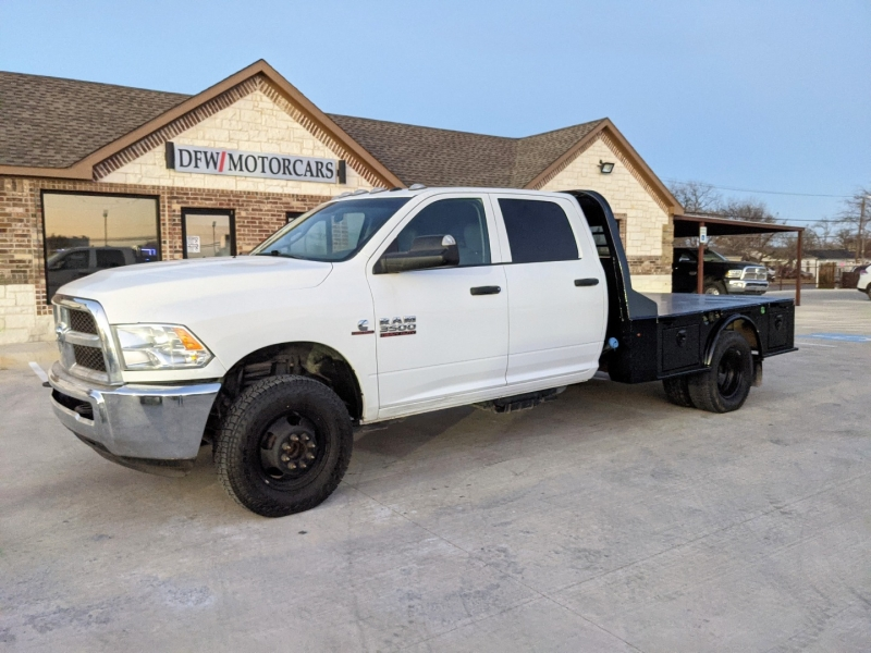 RAM 3500 Chassis Cab 2018 price $40,995