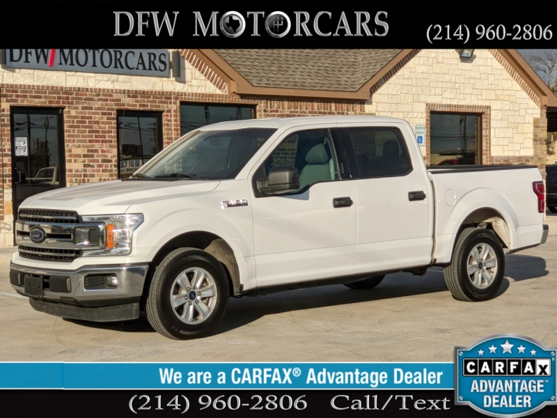 Ford F-150 2018 price $24,995