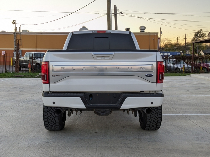 Ford F-150 2017 price $45,995