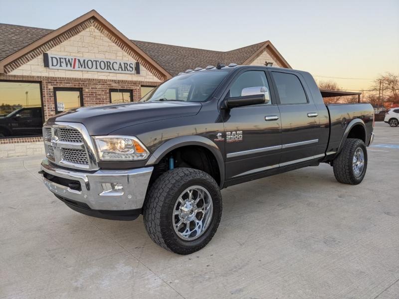 RAM 2500 2018 price $49,995