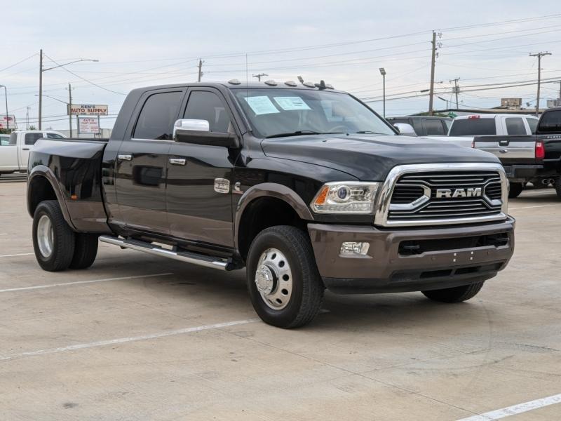 RAM 3500 2018 price $56,995