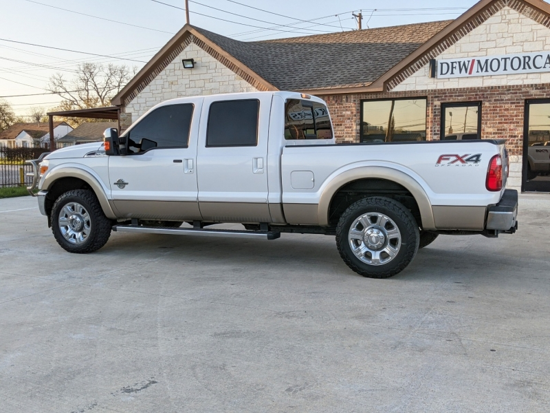 Ford Super Duty F-250 SRW 2012 price $29,995