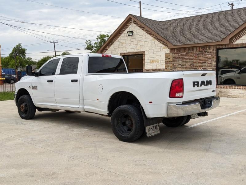 RAM 3500 2018 price $44,995