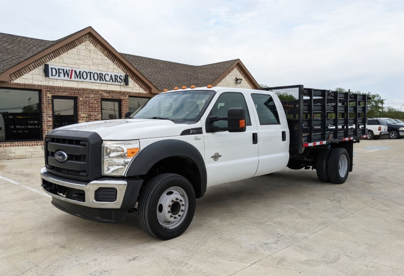 Ford Super Duty F-450 DRW 2016 price $39,995