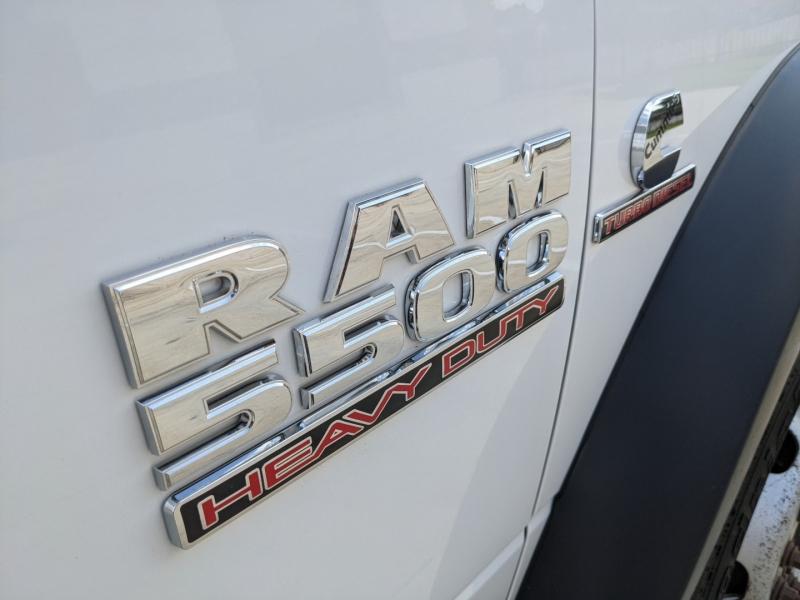 RAM 5500 2018 price $49,995