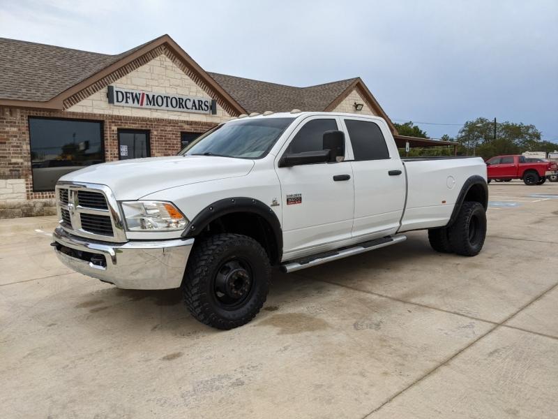 RAM 3500 2012 price $31,995