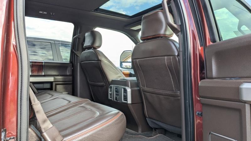 Ford Super Duty F-250 2017 price $57,995