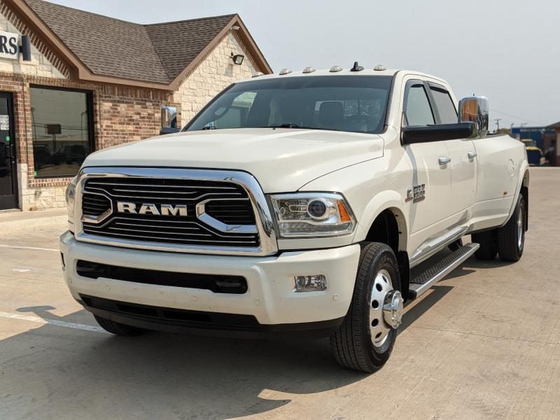 RAM 3500 2016 price $49,995