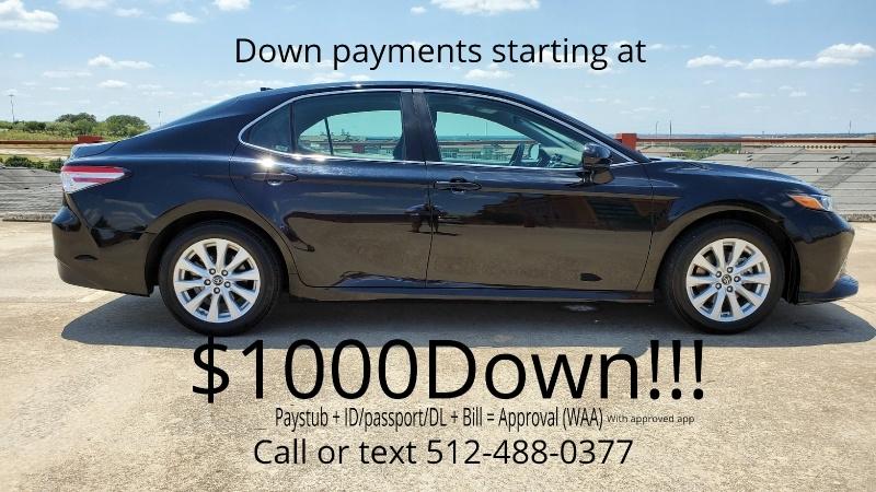 Toyota Camry 2019 price $15,950 Cash