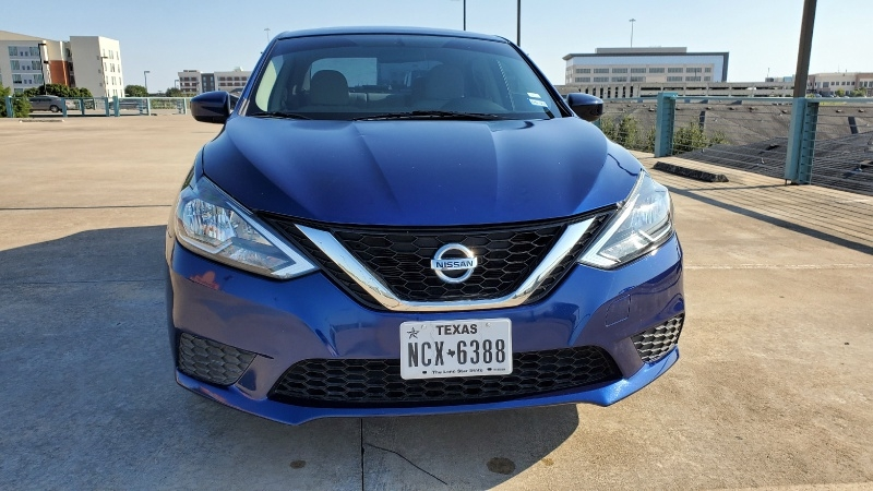 Nissan Sentra 2017 price $6,650 Cash