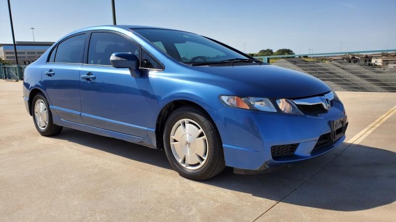 Honda Civic Hybrid 2009 price $5,950 Cash