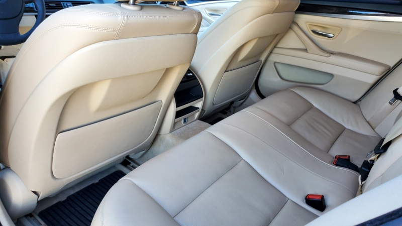 BMW 5-Series 2014 price $14,450