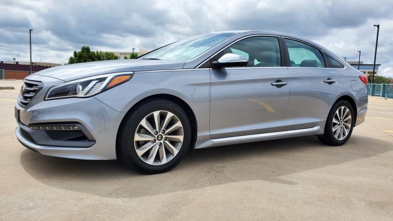Hyundai Sonata 2015 price $14,950 Cash