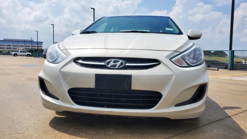 Hyundai Accent 2016 price $9,950 Cash