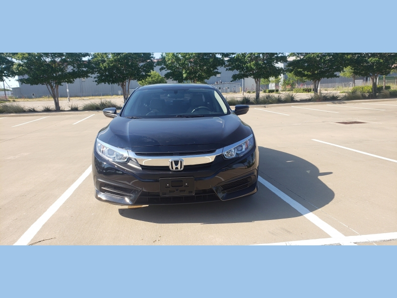 Honda Civic Sedan 2016 price $8,995