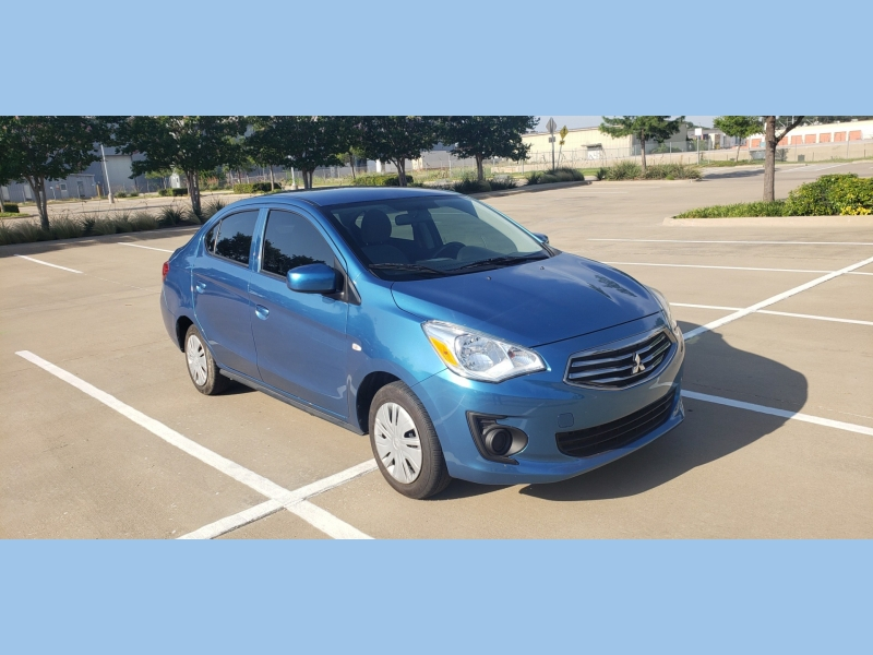 Mitsubishi Mirage G4 2019 price $6,995