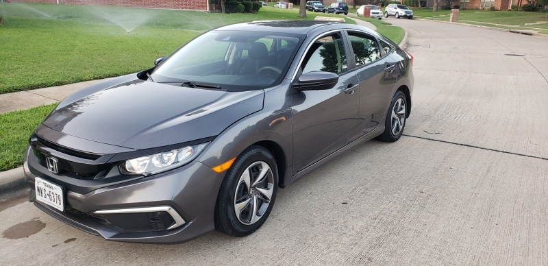 Honda Civic Sedan 2019 price $13,995