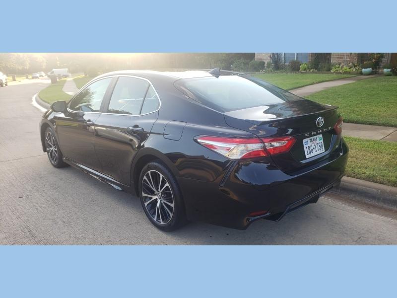 Toyota Camry 2020 price $19,995