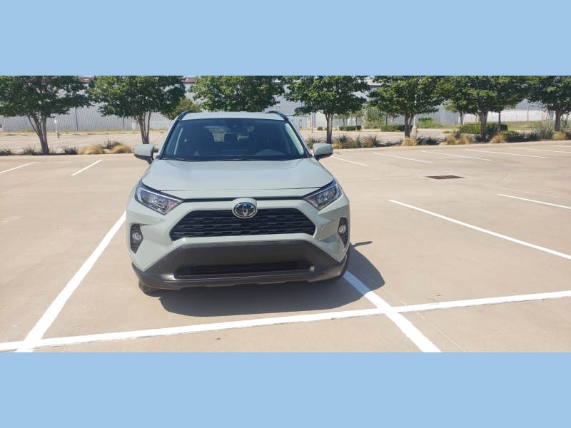 Toyota RAV4 2020 price $24,995
