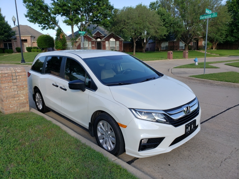 Honda Odyssey 2020 price $24,995