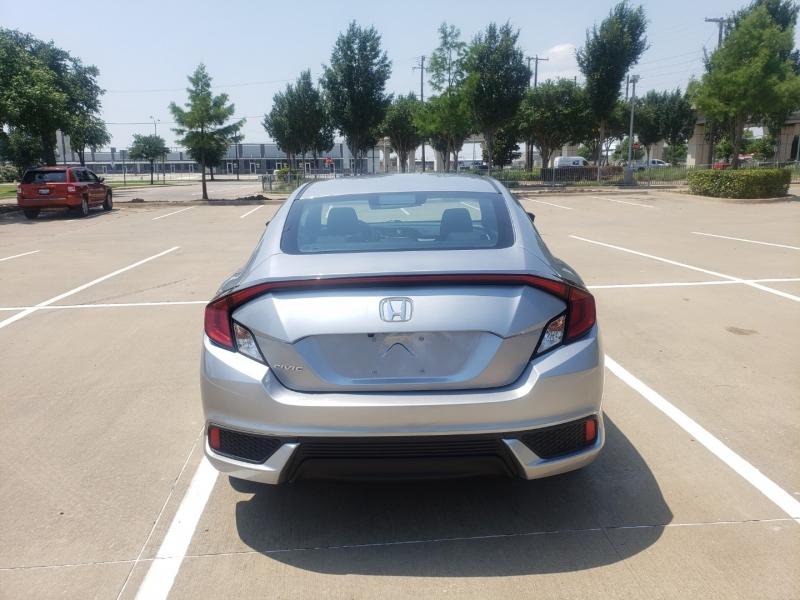 Honda Civic Coupe 2020 price $16,995