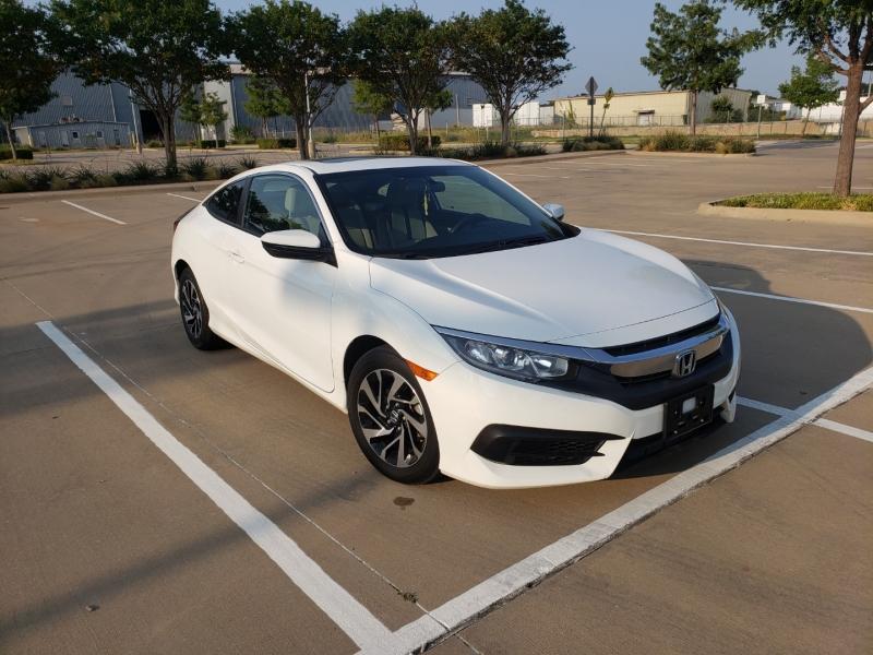 Honda Civic Coupe 2018 price $14,995