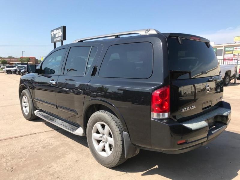 Nissan Armada 2010 price $8,550
