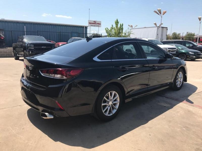 Hyundai Sonata 2018 price $14,950