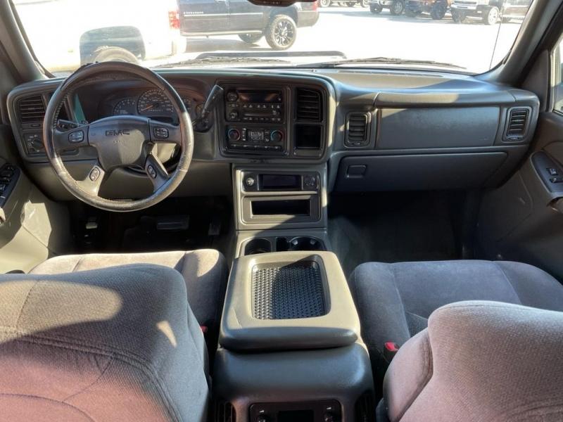 GMC Sierra 2500HD 2007 price $12,500