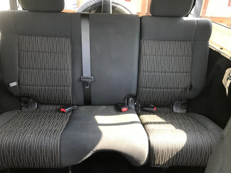 Jeep Wrangler Unlimited 2011 price $19,550