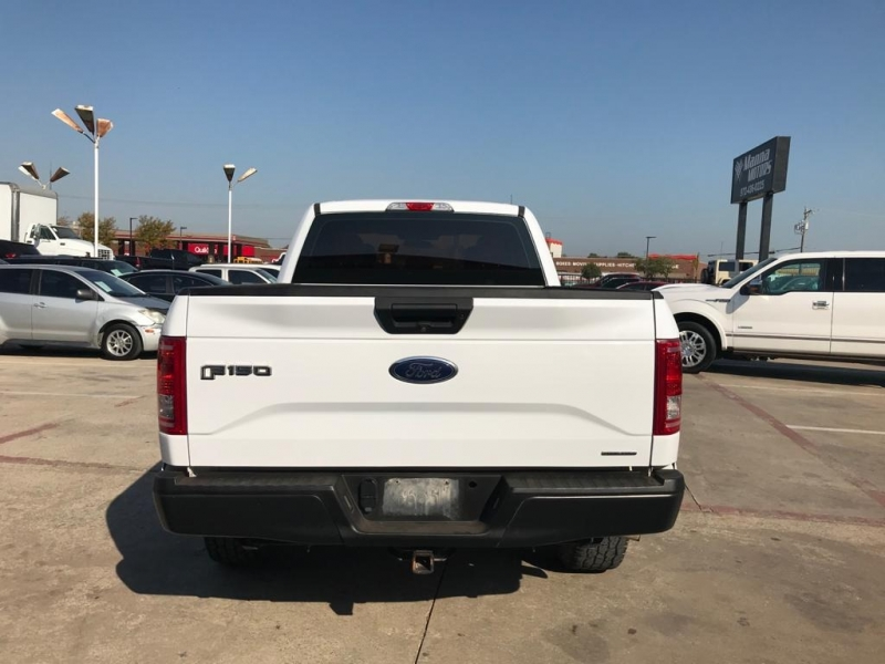 Ford F-150 2016 price $26,850