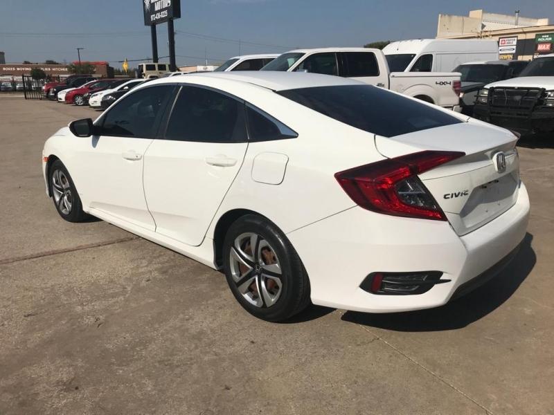 Honda Civic Sedan 2017 price $17,000