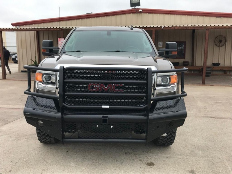 GMC Sierra 2500HD 2015 price $28,524