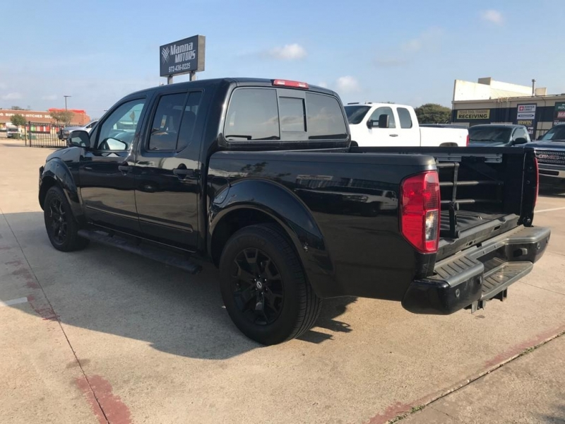 Nissan Frontier 2019 price $25,500