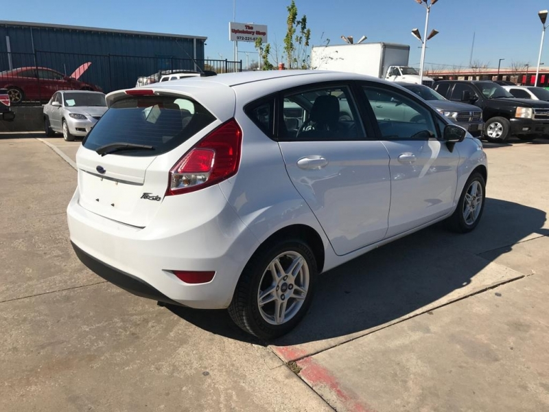 Ford Fiesta 2017 price $10,500