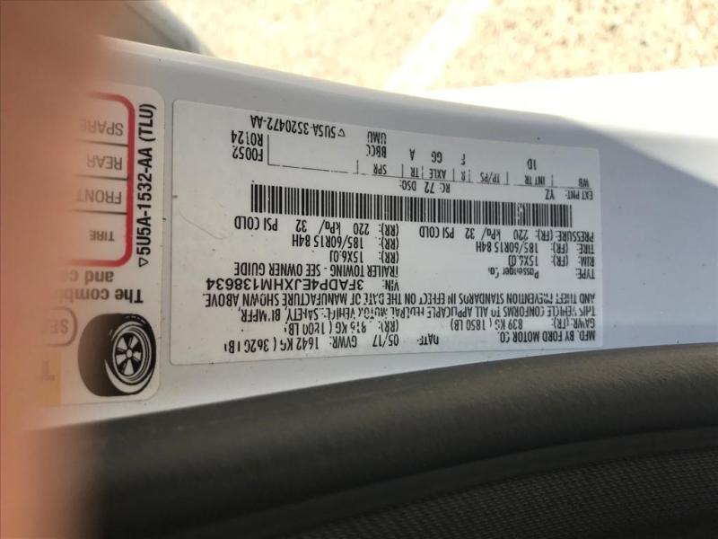 Ford Fiesta 2017 price $10,500
