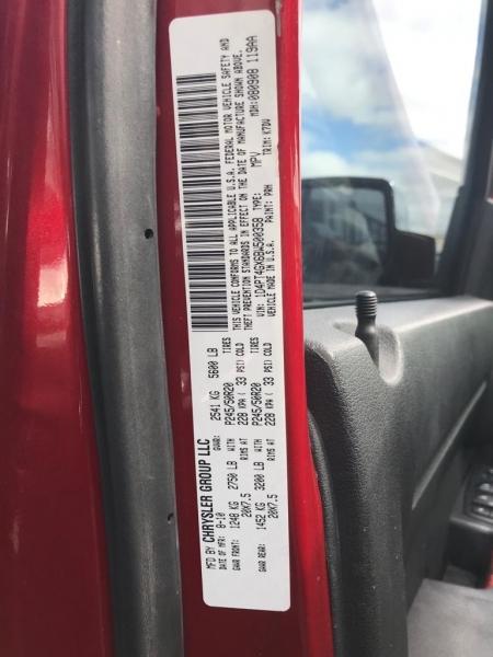 Dodge Nitro 2011 price $8,900