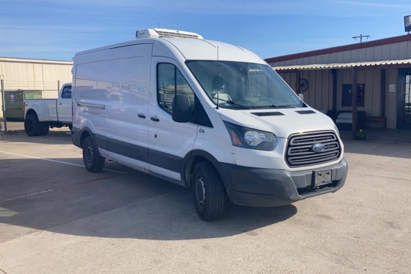 Ford Transit Cargo Van 2016 price TBA