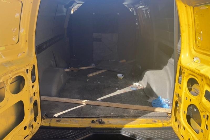 Ford Econoline Cargo Van 2012 price TBA